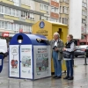 ÇEVKO (Turkey) Nişantaşı Is Taking On a Cheerful Look with Recycling Boxes That Make You Smile