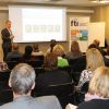 FTI (Sweden) Webcast and text messaging were appreciated at Customer Days in Sweden