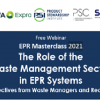 EXPRA/PSI/ISWA Webinar | EPR Masterclass 2021 - The Role of the Waste Management Sector in EPR Systems, June23