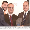 GreenPak (Malta) Special Award during Koperattivi Malta's 20thAnniversary event