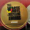 Herrco (Greece) Double Distinction for Herrco at the Waste & Recycling Awards 201