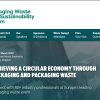 Packaging Waste and Sustainability Forum