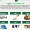 Packaging recyclability roadmap project online
