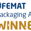 Wienerberger Belgium won the Packaging Award during the 61st Ufemat congress in Montreux.